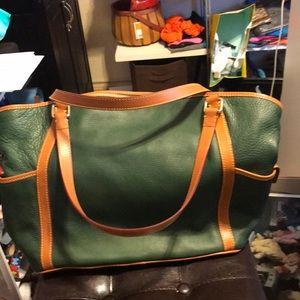 Dooney  & Bourke purse green